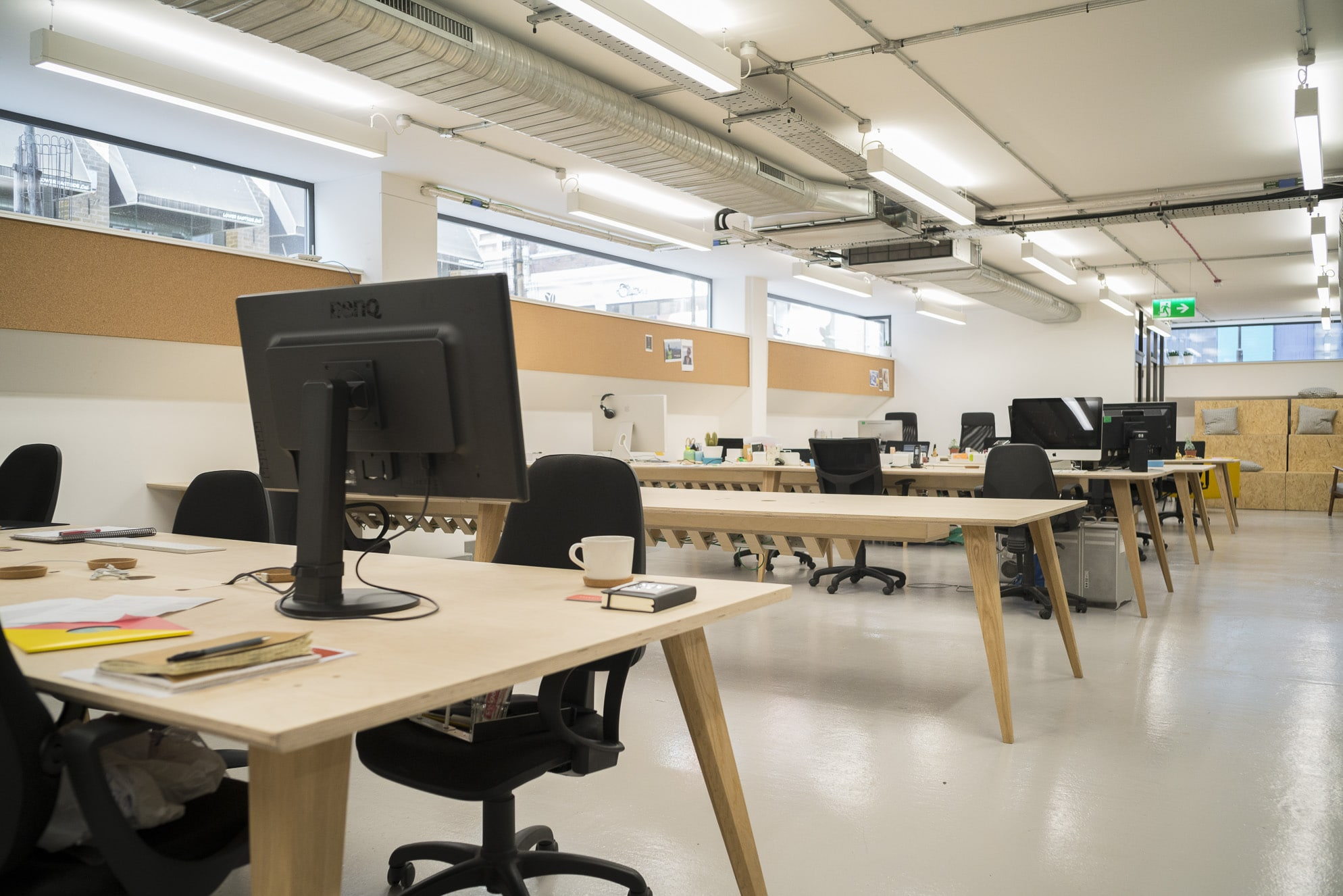 PD3 Creative Agency Workspace