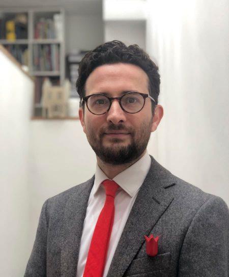 Tomas Klassnik portrait 2019