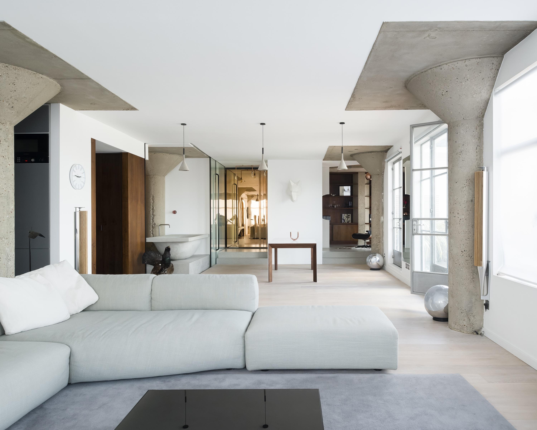 Clerkenwell Architects Interior Design Ziggurat