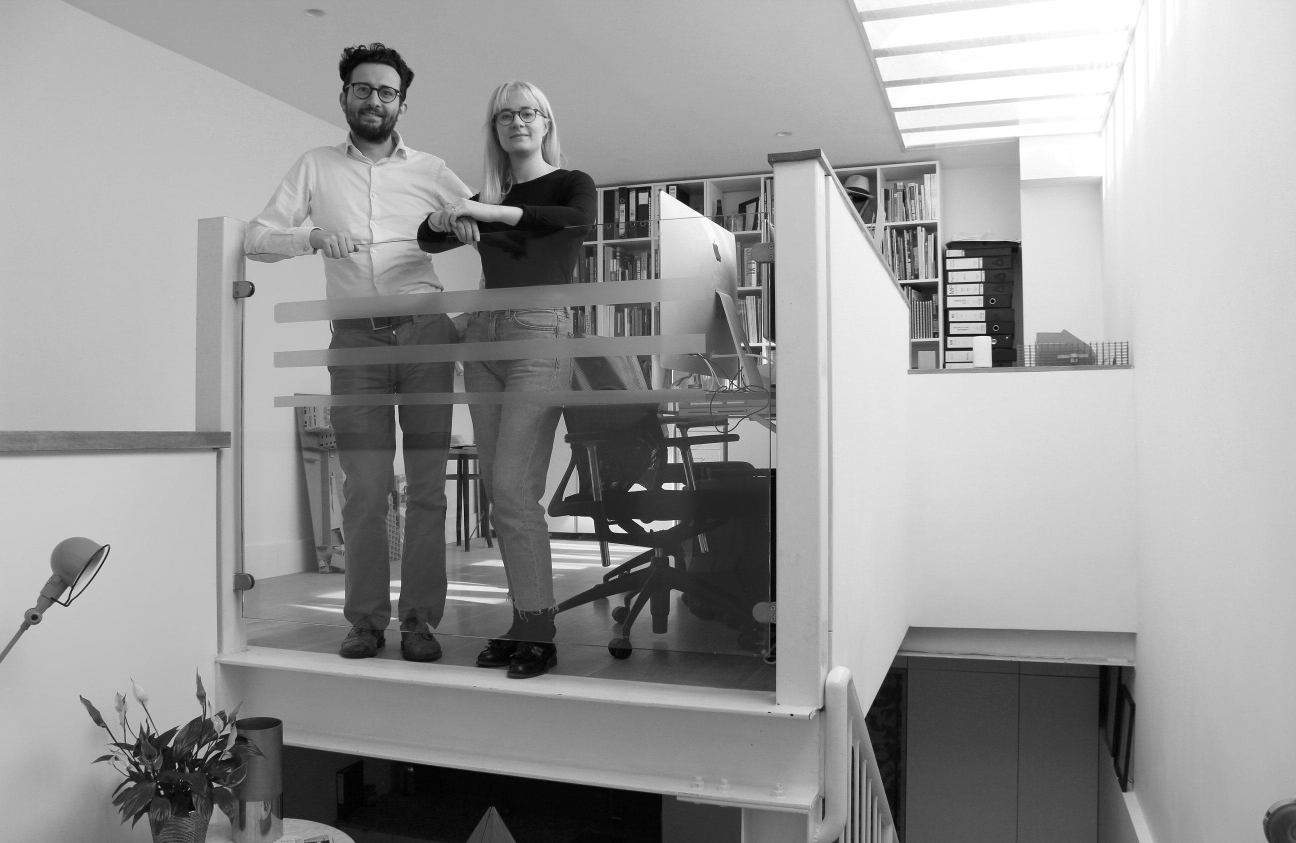 Klassnik Corporation Staff Tomas Klassnik and Jessica Hayes
