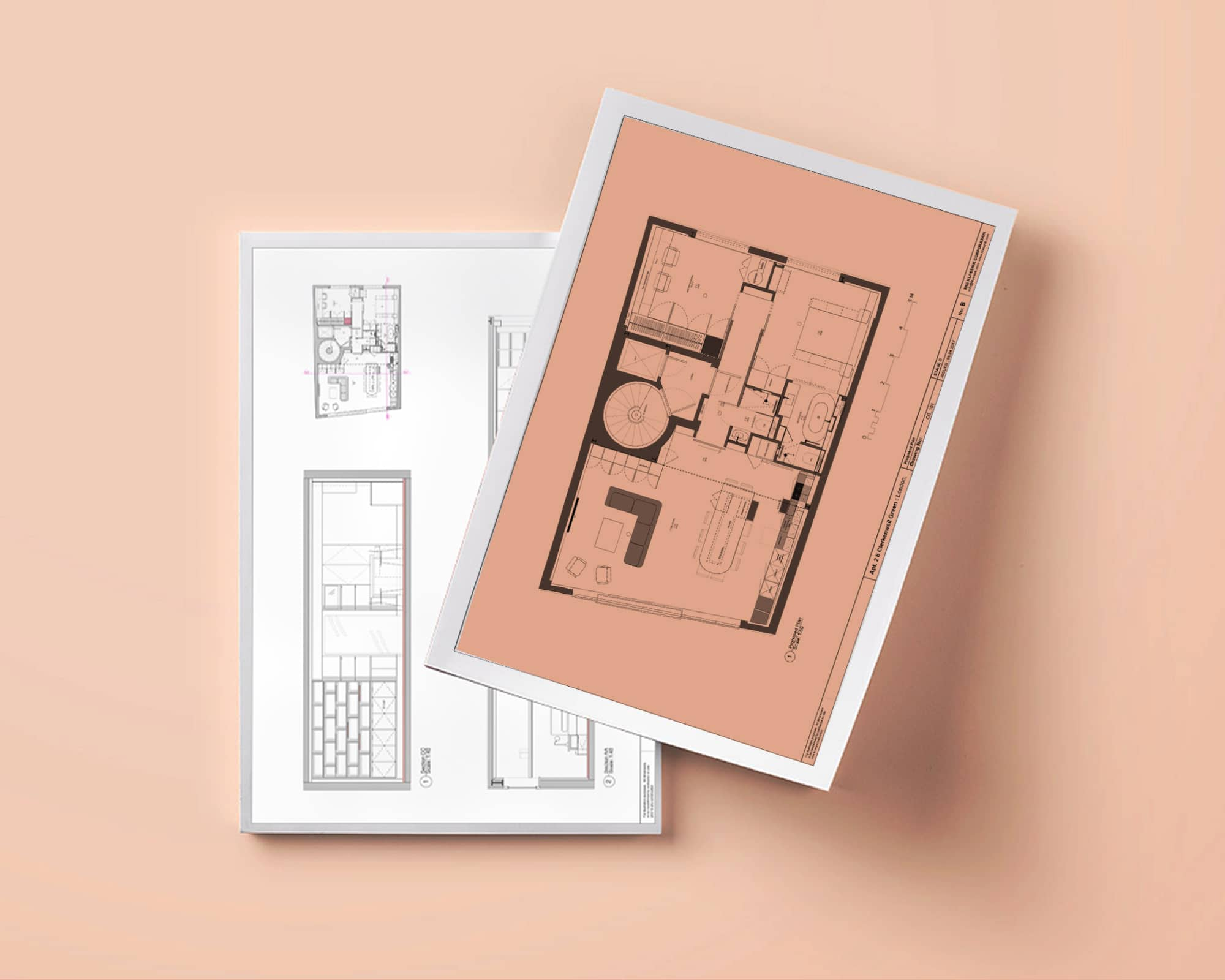 Architectural Services CAD Drawings